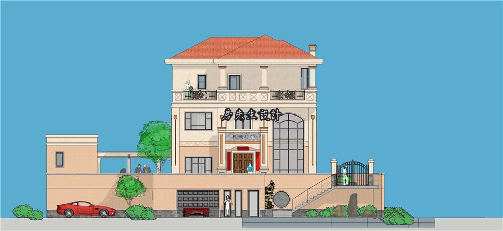 房先生别墅设计 衢州欧式风格别墅图纸设计 带地下室车库 下载次数,地下室,衢州,风格 欧式风格别墅设计案例 184703tjtozaggp1tt0o1d